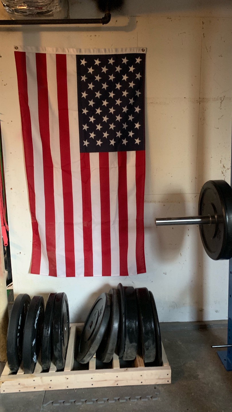 Garage gym u2014 fernweh fitness