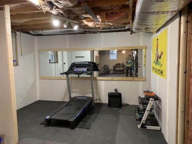 Garage gym u fernweh fitness