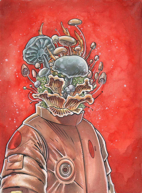 Funginaut