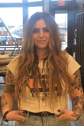 Sarah Moscato-Goodpaster - Indianapolis, Indiana