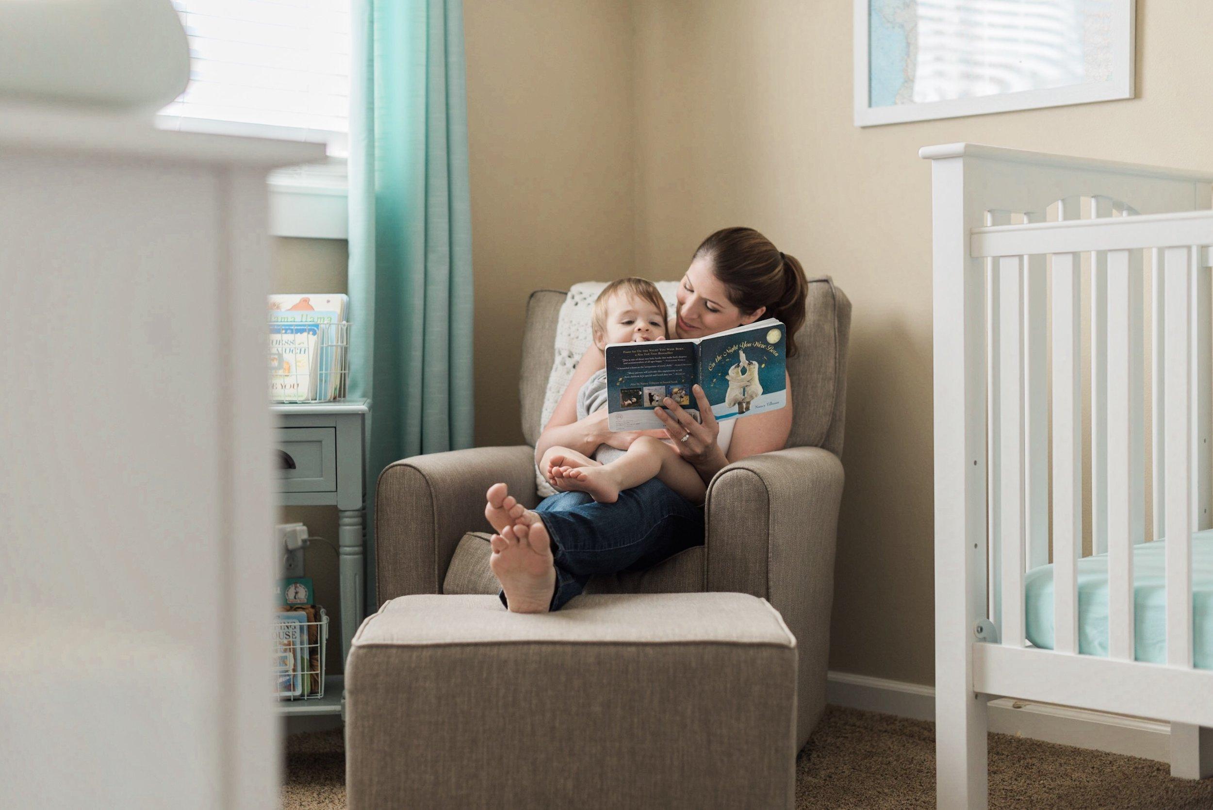 Toddler Bedtime Routine; Toddler Bedtime Books