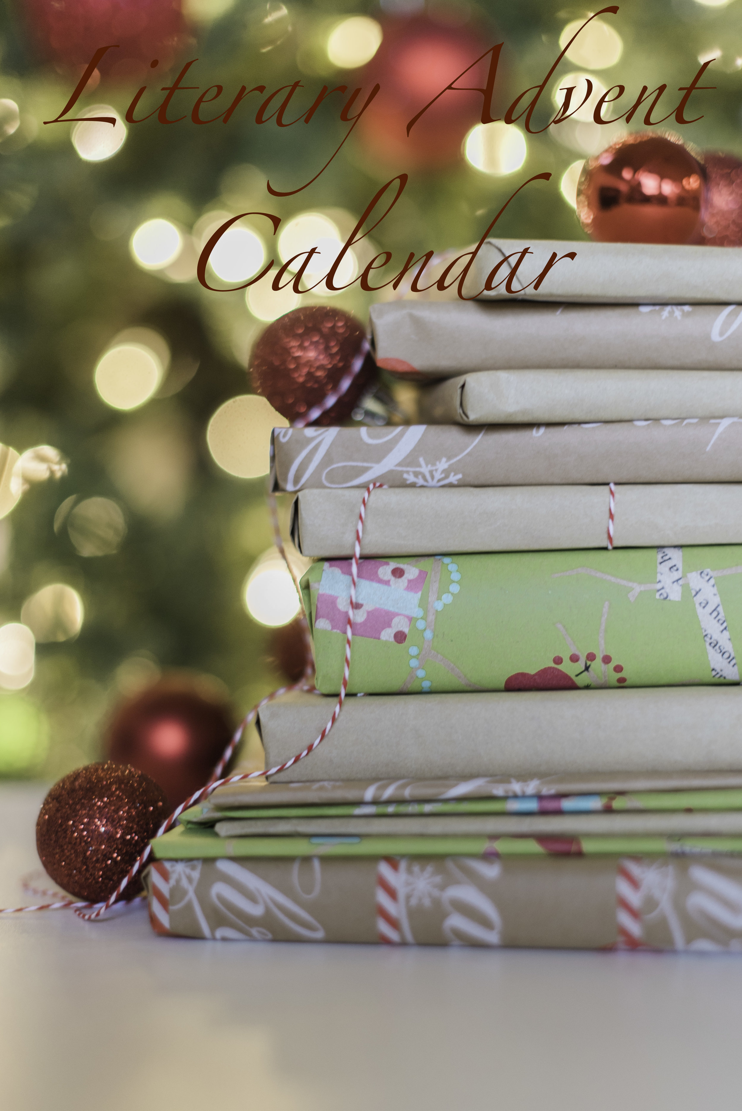 Literary Advent Calendar | Coconut and Rain