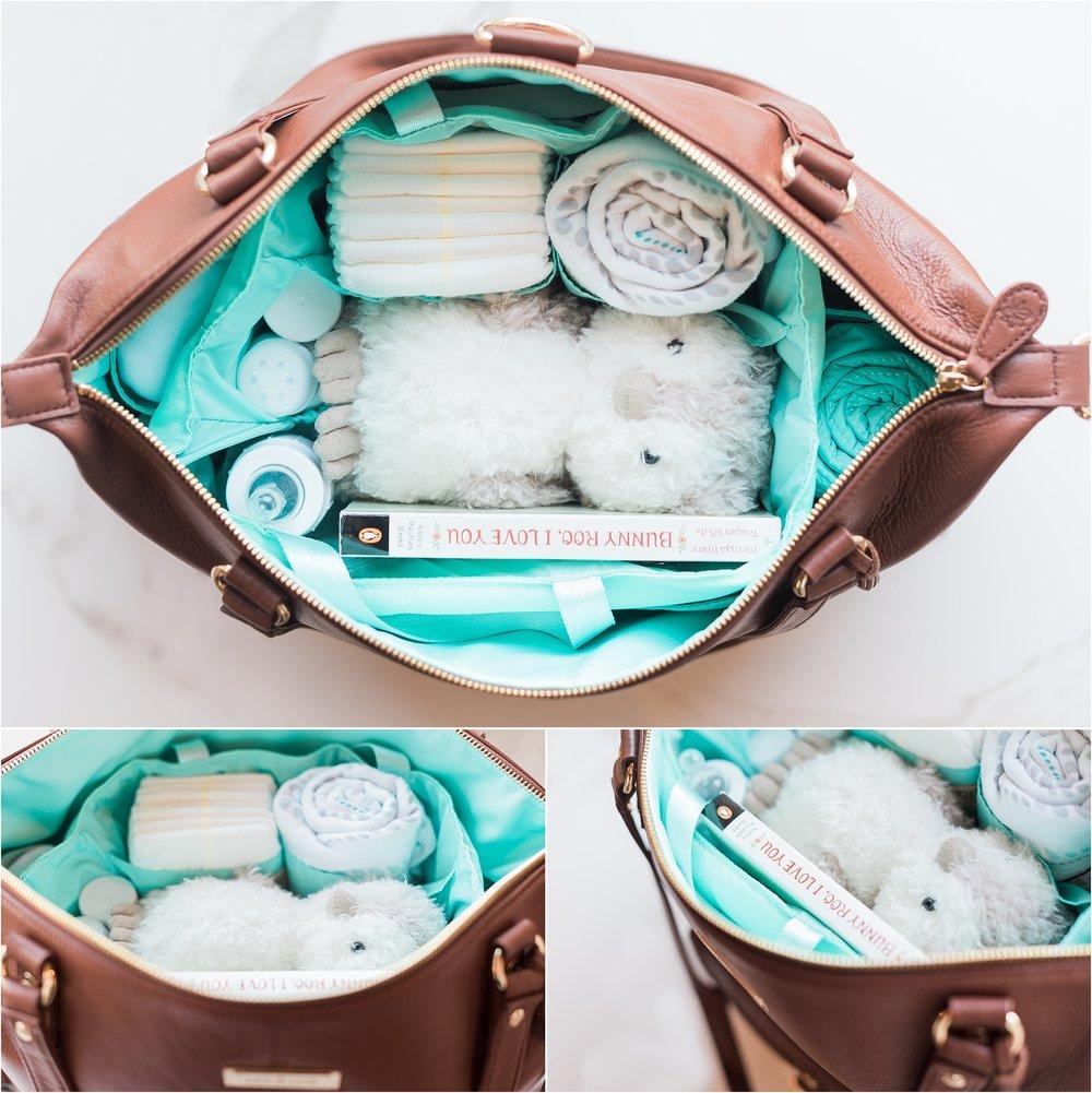 The PERFECT Diaper Bag | Coconut and Rain