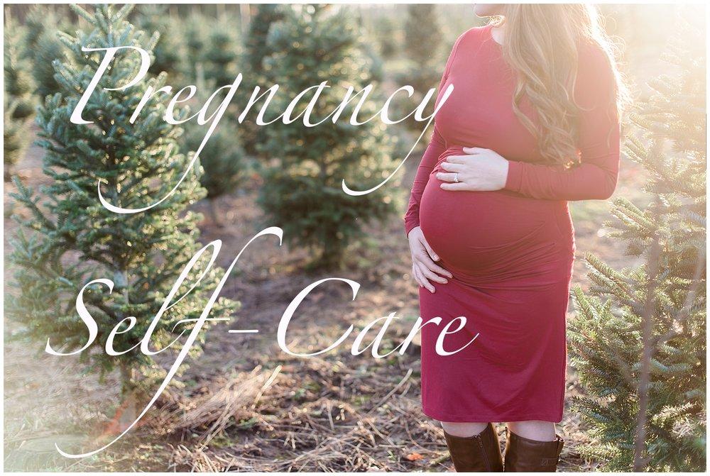 Pregnancy Self-Care   Coconut and Rain