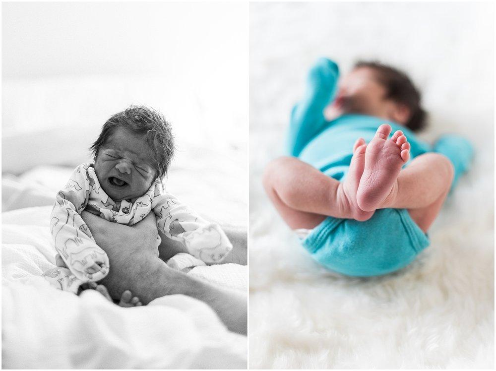 newborn photos, birth story, precipitous birth, natural birth