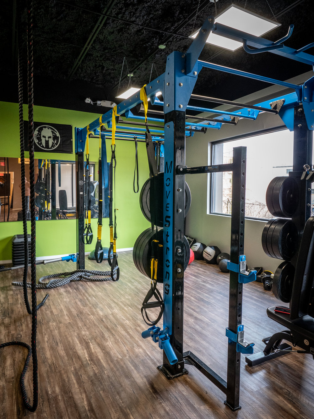 Fitness and wellness rental space u degrees of fitness