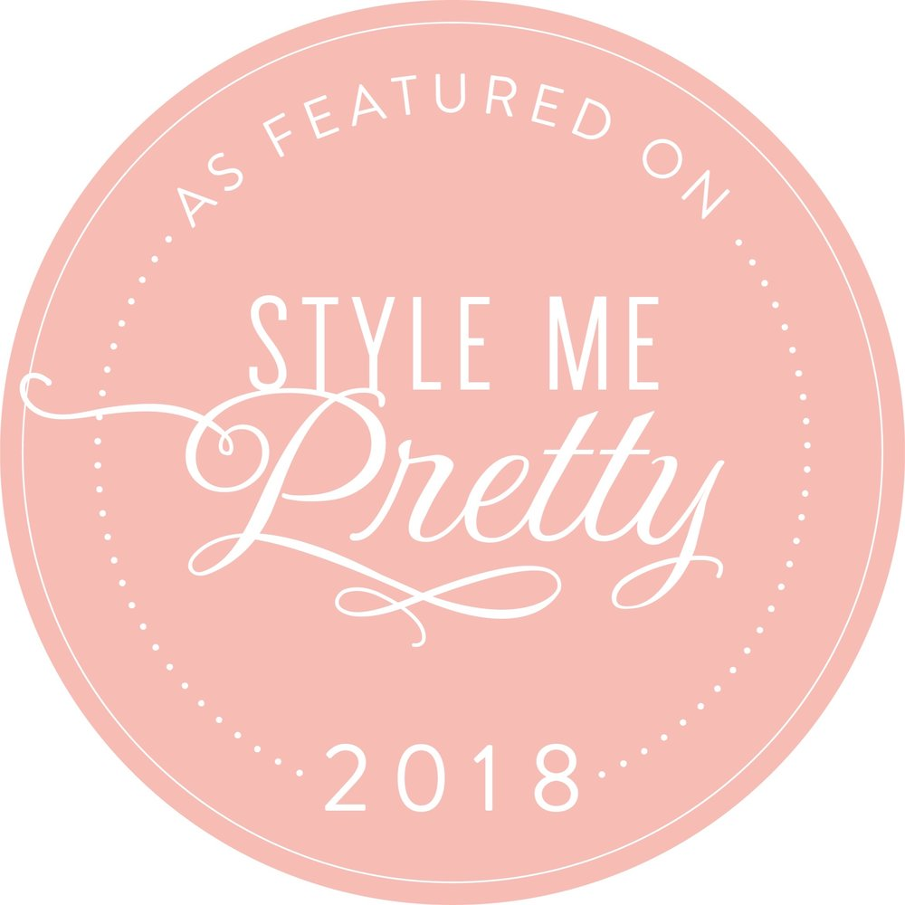 Style Me Pretty // 2018