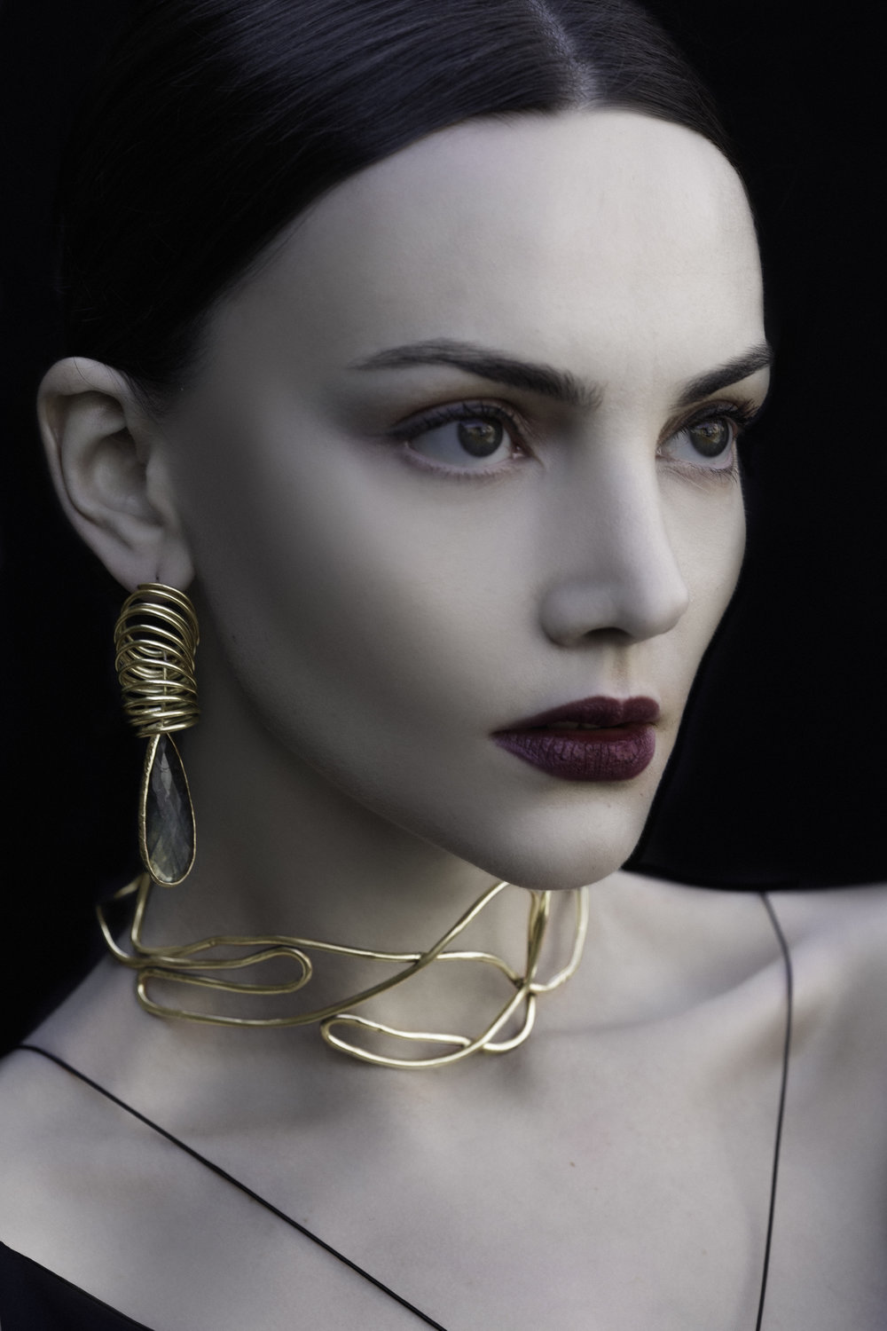 The brand is ever-experimenting with the boundaries of traditional jewelry. -
