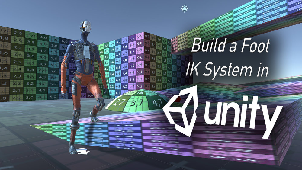 Create your own Foot IK System from Scratch in Unity C#