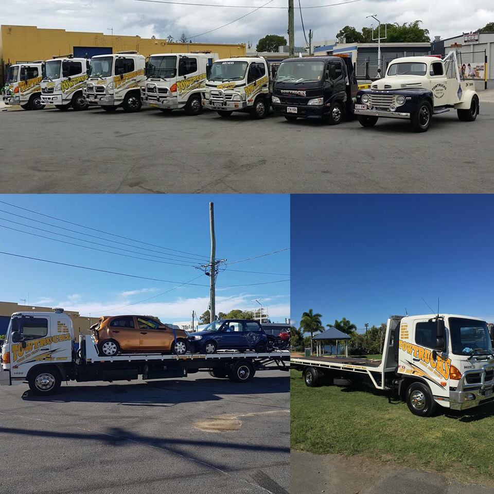 Towing Services -