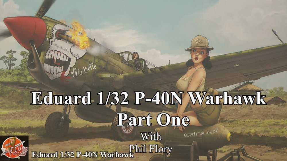 P-40N Warhawk Scale: 1/32   Manufacturer: Eduaerd / Hasegawa   Parts used: Eduard Photo Etched set    Main paints used: Magic Scale Modeling lighting engine and sound system
