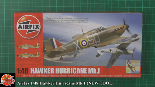 Hawker Hurricane Mk1 Scale: 1/48   Manufacture: Airfix   Parts used: out of the box   Main paints used: Tamiya and Italeri