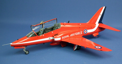 Bae Hawk T1 Scale: 1/32   Manufacture: Revell   Parts used: Eduard's big Etch set   Main paints used: Tamiya and Xtracrlyix