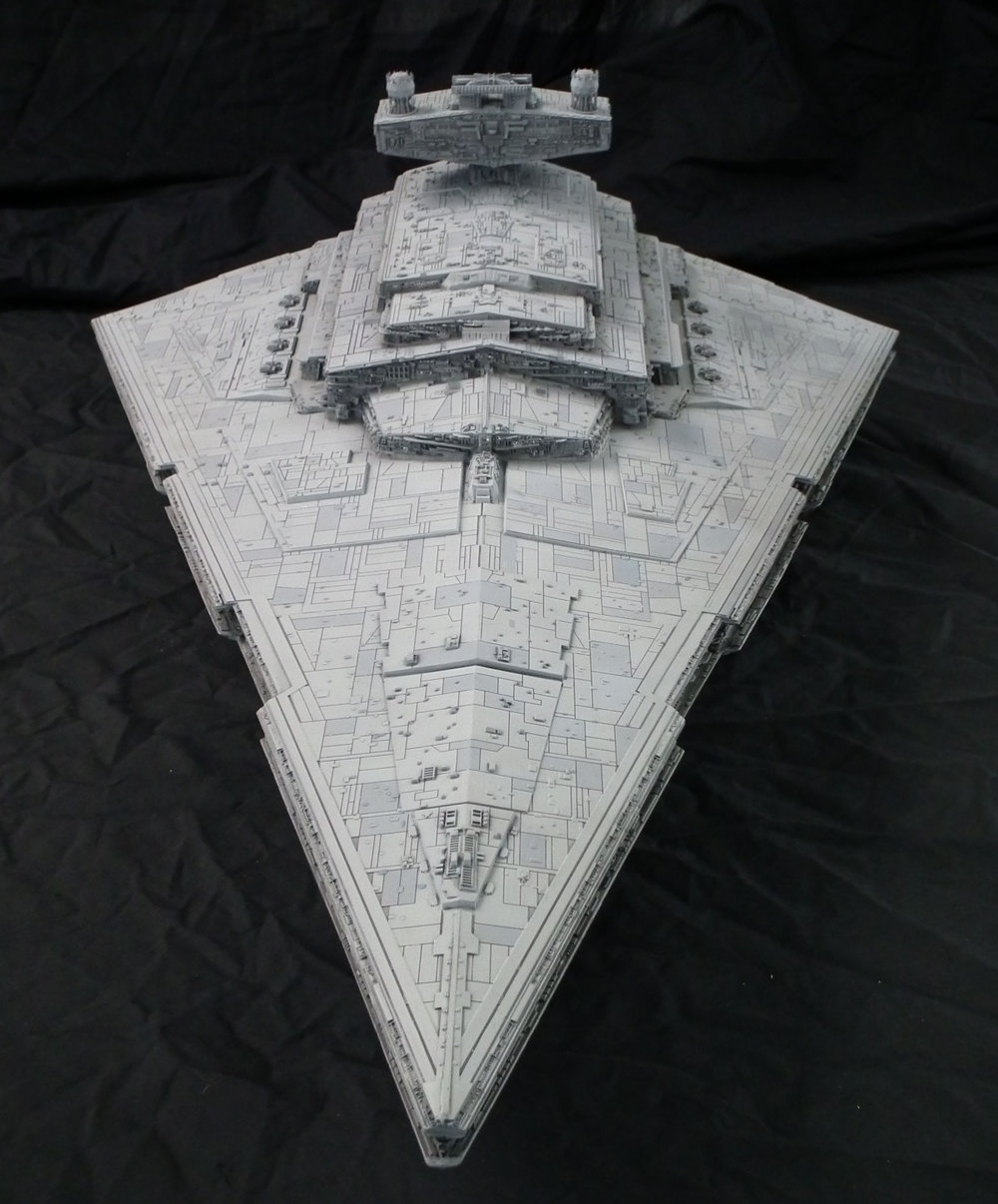 Imperial Avenger-Class Star Destroyer  1/2256 Resin Kit