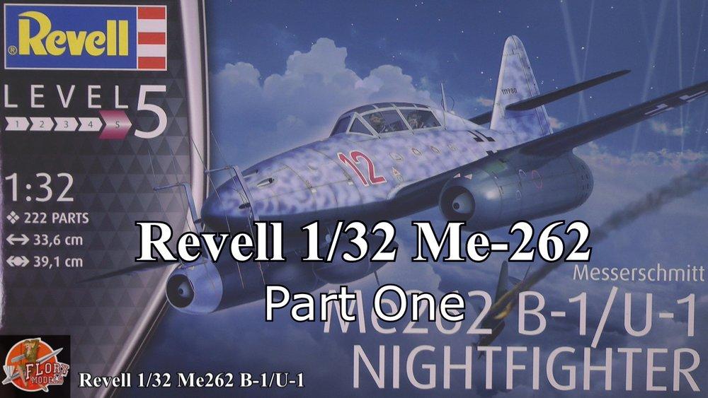 Revell Me262 Part 1.jpg