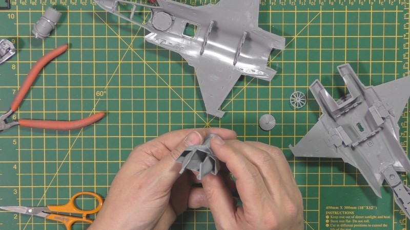 Hasegawa 1/72 F-35B Part one   In part one, we Put this great little kit together and get straight on with the painting