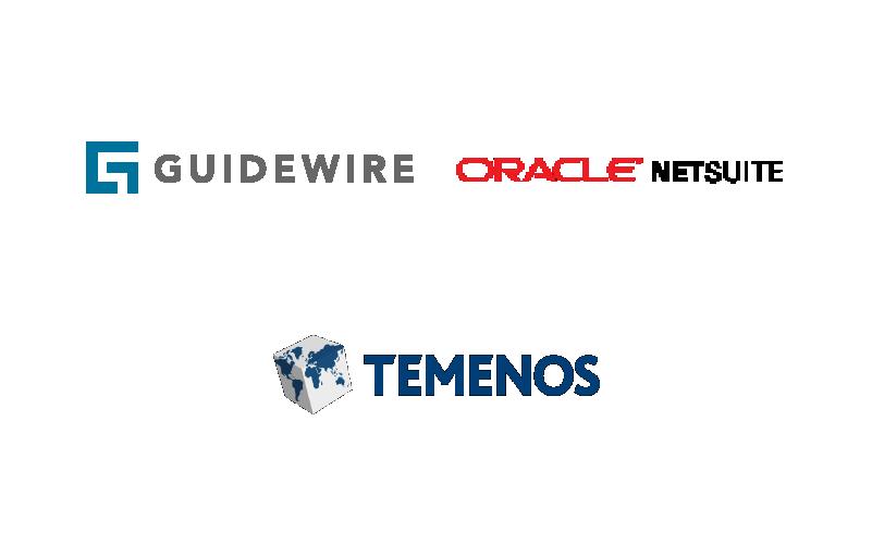 Guidewire, Oracle Netsuite, Tamenos