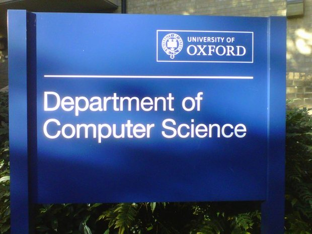 University of Oxford - Computer Science