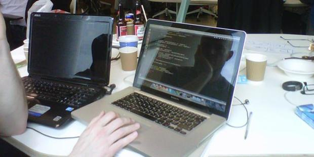 Hackathon - James Laptop