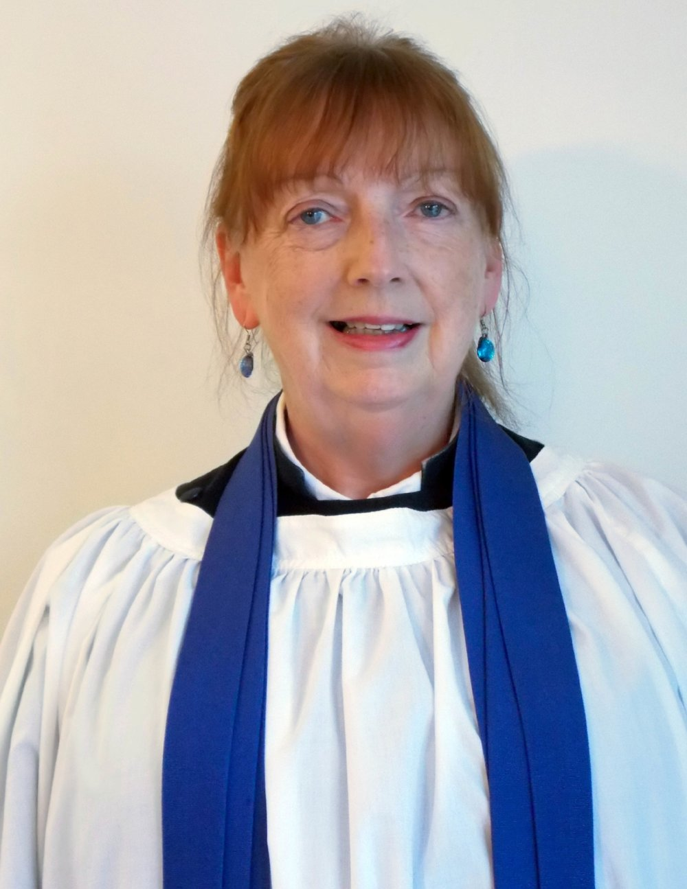 Licensed Lay Minister - Carol Taylor