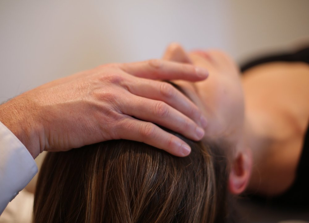 CranioSacral Therapy Treatments - For headaches, problem backs, whiplash and more.