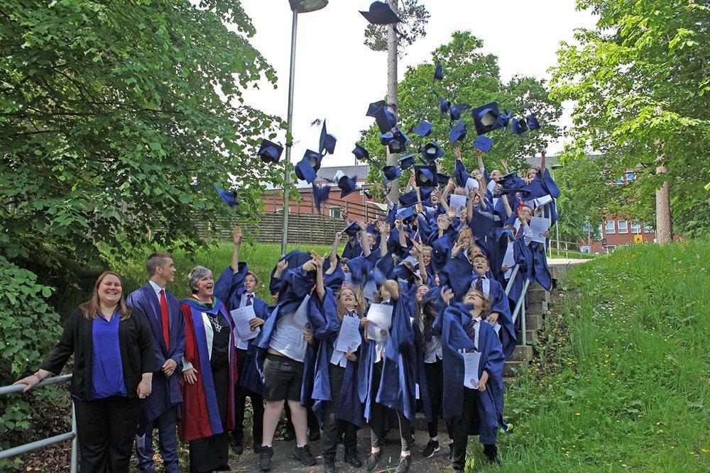 We welcomed our Mini Graduates!.jpg
