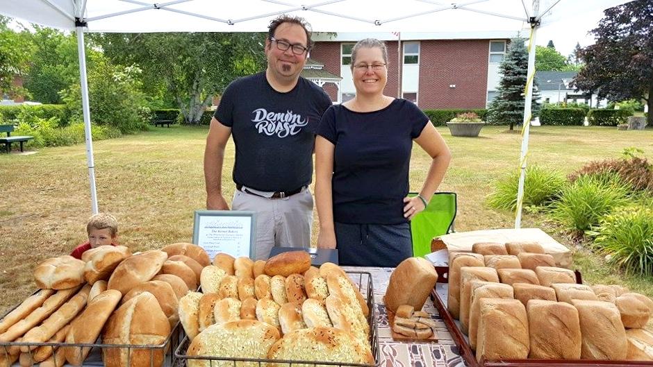 Kernel Bakery - Jason Koerber & Tina Perkins