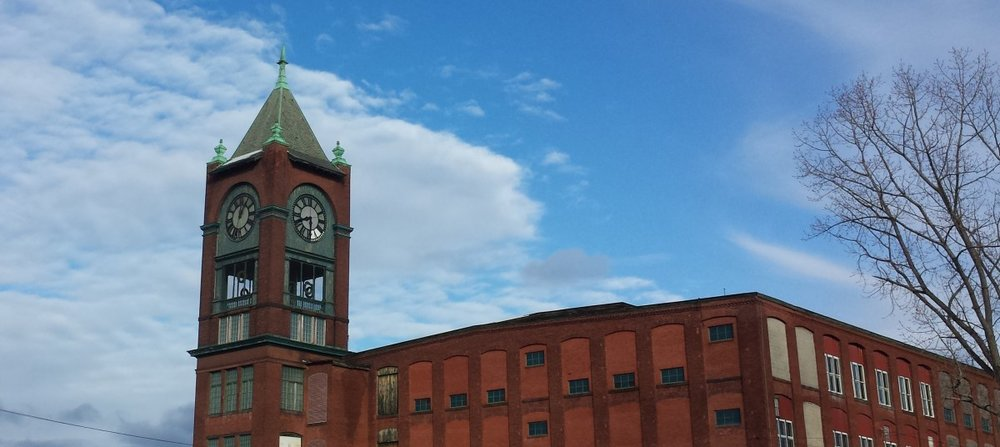 LUDLOW - With the redevelopment of the historic Ludlow Mills, this town is on the upswing