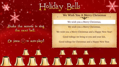 Holiday Bells App