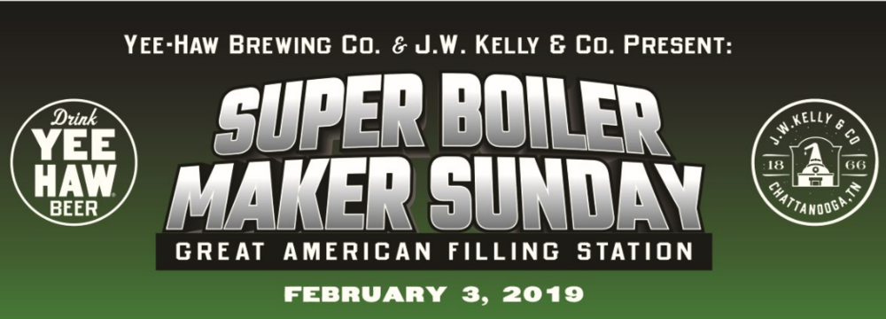 Super Boiler Maker Sunday