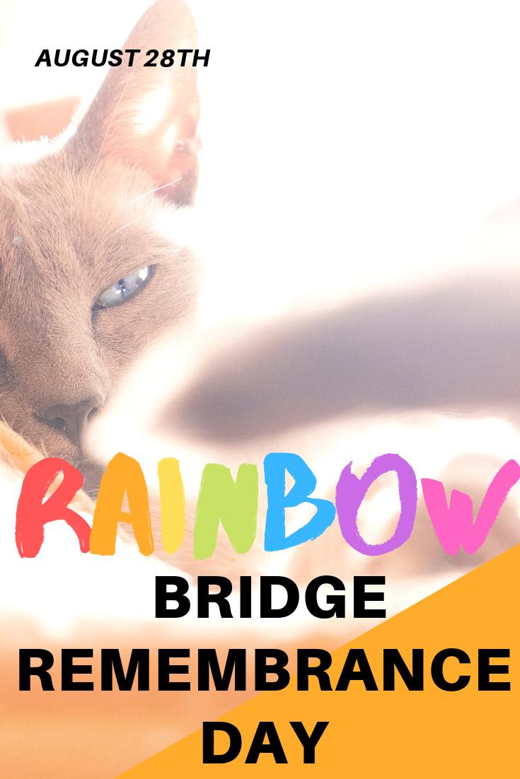 "Rainbow Bridge Remembrance Day"" class="