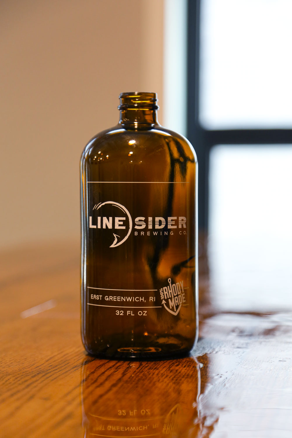 LineSider Brewing Company Howler