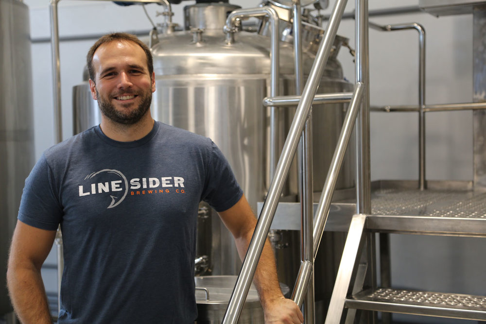 LineSider Brewing Company Owner - Jeremy Ruff
