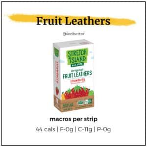 Stretch Islands - Fruit Leathers