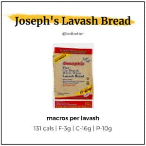 Joseph's Lavash Bread