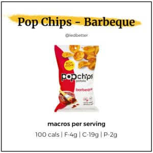 Pop Chips - Barbecue