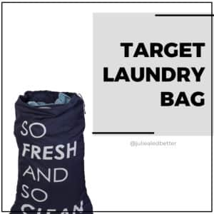 Target Laundry Bag