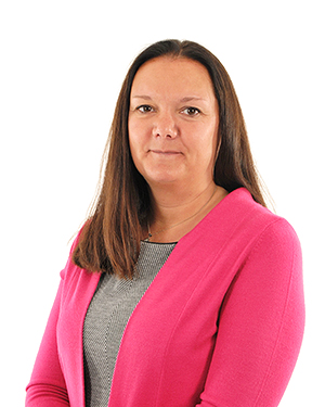 Siobhan Barnes - Chair of Governing Body