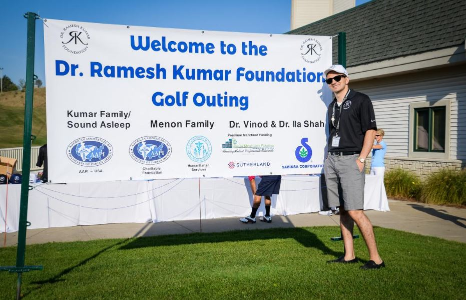 Sponsor an Event Dr. Ramesh Kumar Foundation