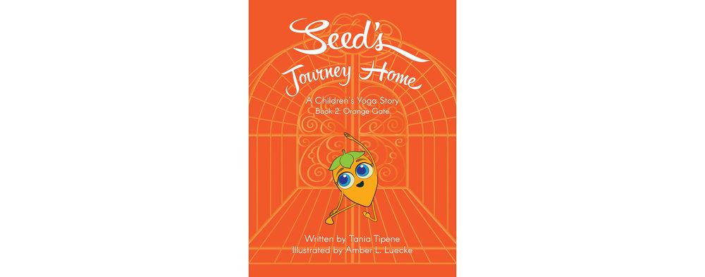 Book 2: Orange Gate