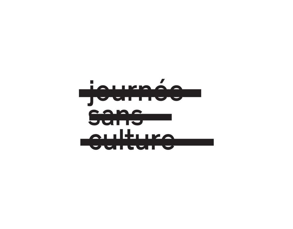 Journée sans culture  Book Launch & Intervention