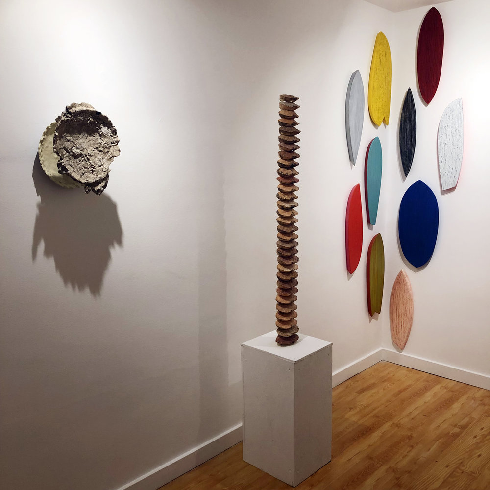 Sculptures and 3D Objects : Scott Anderson, Bob Barbour, Jamal Gunn Becker, Pat Conlon, Skip Engblom, Ned Evans, Laura Kimpton, Peter Kreitler, Barry McGee, Cynthia Nibler, Steve Olson, Mikey Ronje, Orion Shepherd, Augustus Thompson