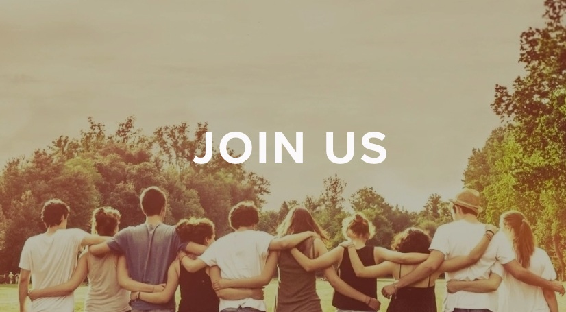 JOIN US - We are just crazy enough to believe we can do more together.