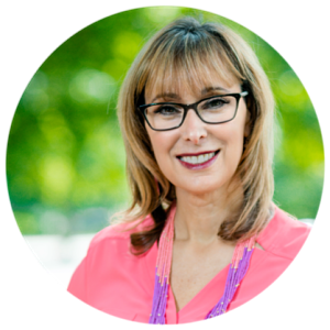 """michele granberg. - """"Claire is a creative web goddess genius. I highly recommend her—especially if you're a wellness entrepreneur. I felt a lot of confidence in Claire bringing my vision and my brand to life. She understood exactly what I wanted—even when I was unsure."""""""