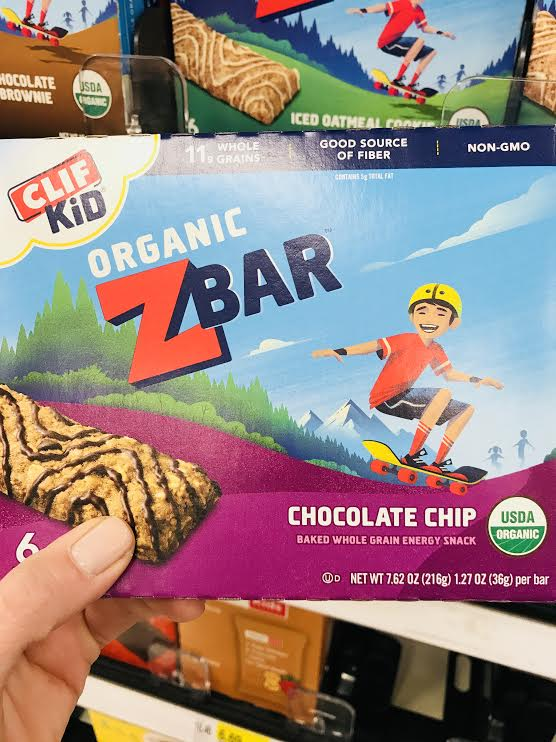 ClifKid ZBar - These bars are really just a healthier alternative to a granola bar. Made with organic ingredients and ones with names you recognize, I wouldn't call these nutritious, but merely a better choice if you want to send a granola bar. These get definite thumbs up from the kids. (Note: produced in a facility with many allergens)