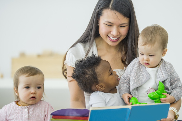 Baby Storytime: Baby Lapsit (ages 0-18 months)