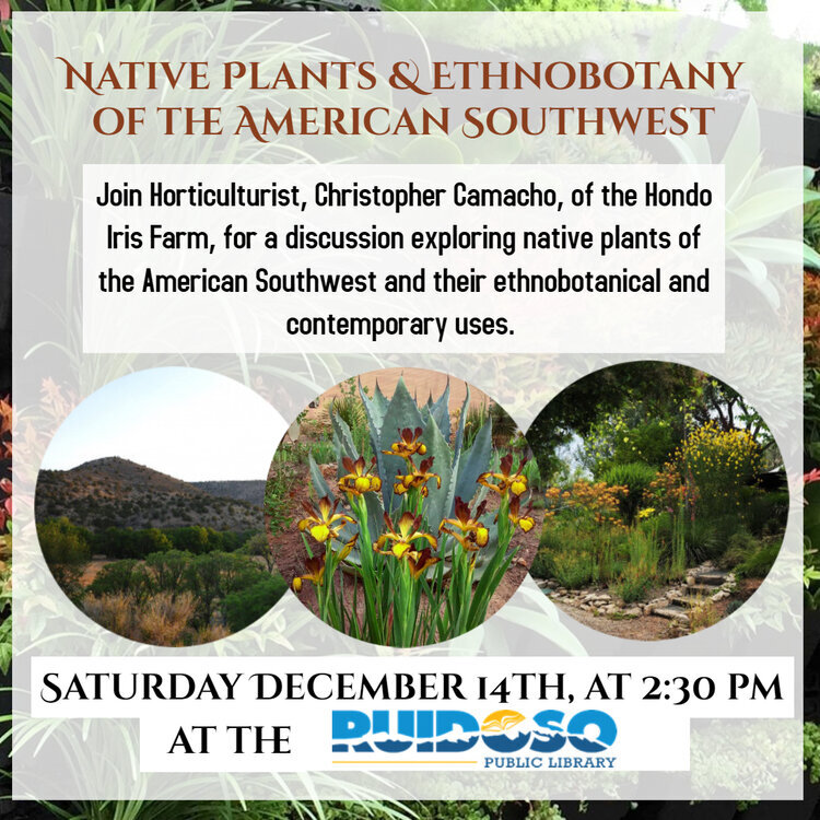 Discussion Native Plants Of The American Southwest Ruidoso