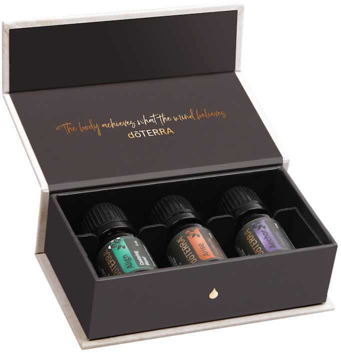 Copy of doTERRA Yoga Collection