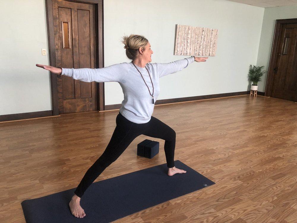 Lisa - Pure Yoga Fitness