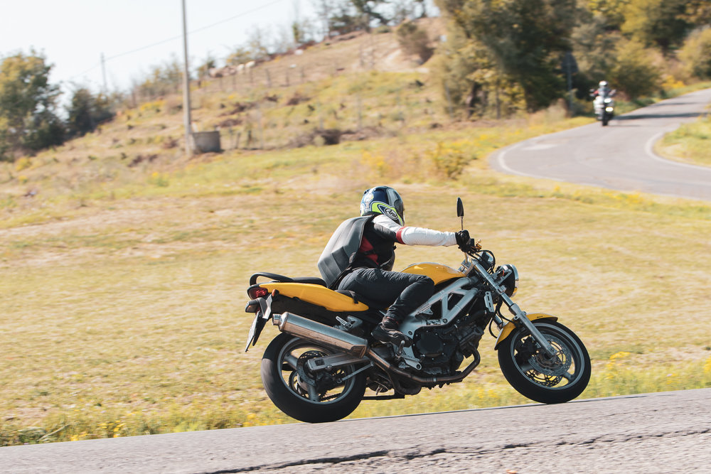 Course XL Moto backpack Sv650
